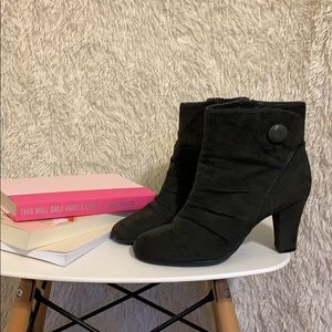 A2 by Aerosole Round Toe Ankle Boot